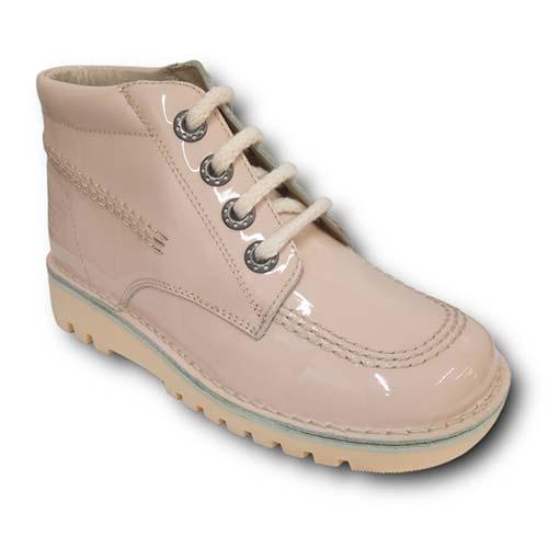 Botas TinnyShoes 2493 CHAROL ROSA