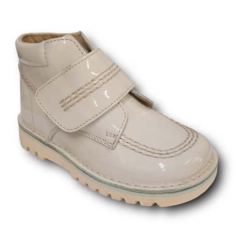 Botas TinnyShoes 2490 CHAROL BEIGE